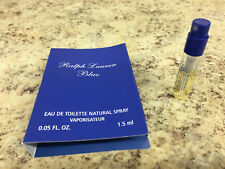 Ralph Lauren Blue EAU DE TOILETTE 0.05floz 1.5ml Spray Travel Pocket Size