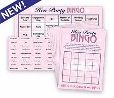 Hen Night Do Bingo Premium Party 20 Player Like New
