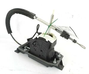 12-16 Volkswagen Eos Automatic Transmission Floor Shift Shifter W/ Cable OEM