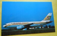 Air Algerie Airbus A310 7T-VJE (National Airline Of Algeria) Aircraft Postcard