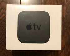Apple TV 32GB 4K HD Media Streamer - Black (MQD22LL/A)