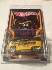 Hot Wheels 2012 Japan Convention Mooneyes VW Volkswagen Drag Bus Low Number
