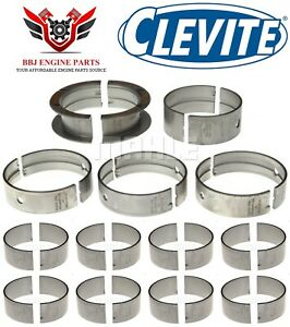 Dodge Chrysler Mopar 360 5.9l Clevite Rod And Main Bearings 1974 - 2003