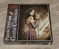 GOTHIC COLLECTION THE NAME OF ROSE 1000 PIECE JIGSAW PUZZLE BY CLEMENTONI.