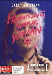Promising Young Woman (DVD Region 4) Brand New And Sealed! Carey Mulligan