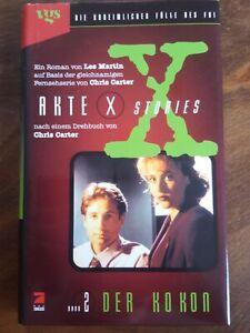 Akte X Stories Band 2: Der Kokon – Les Martin  Science-Fiction mit Inhaltsangab