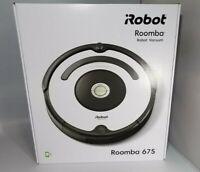 iRobot Roomba 675 Cordless Robot Vacuum Cleaner Wi-Fi &Alexa Refurbished Grade A