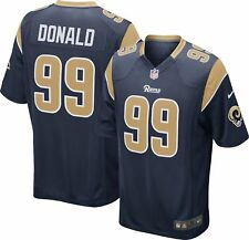 Nike AARON DONALD #99 LA RAMS On Field NFL Jersey - Mens Size Small
