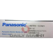 PANASONIC Nais PLC AFPX-COM1 New In Box Programmable Logic Controller