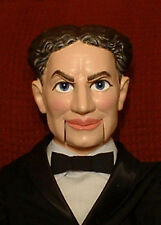 """HAUNTED Houdini Ventriloquist doll """"EYES FOLLOW YOU"""" Puppet Dummy Halloween Prop"""