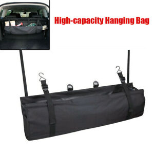 Auto Truck Seat Storage Hanging Bag Universal Car Organizer Trunk Back Luggage