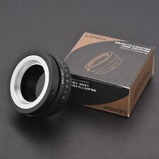 LEINOX M42-NEX Adapter Tilt for M42 Lens to Sony E A7 A7II A7R A6300