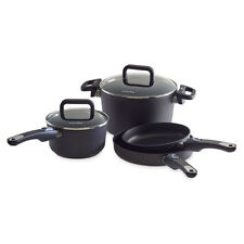 NEW Pampered Chef 6 Piece Nonstick Cookware Set  #2741  OVEN & DISHWASHER SAFE!