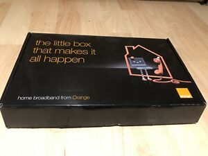 Bright Box wireless router black EE only RRP £95 brand new