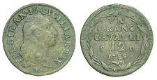 pci0163)  Napoli Ferdinando IV cavalli 12 1788 - NC