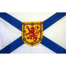 Nova Scotia flag Banner Sign 3' x 5 Foot  Polyester With Grommets