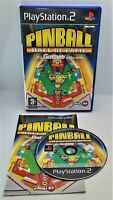 Pinball Hall of Fame: The Gottlieb Collection for Sony PlayStation 2 PS2 PAL