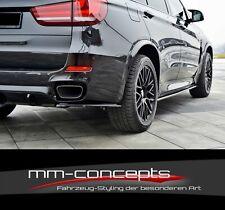CUP Seitenschweller Ansätze CARBON für BMW X5 M50d F15 MX5 Side Skirts Schweller