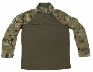 CURRENT ISSUE BRITISH ARMY PCS MTP UBACS SHIRT - NEW AND USED