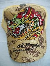 Ed Hardy Christian Audigier Vintage Tattoo Wear Cap