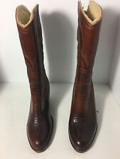 Waterproof Made in America Womes 7 Cowgirl Boots