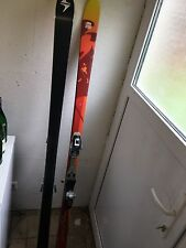 "Blizzard Ski ""JOHNNIE WALKER"" Edition Salomon mit Poweraxe Carving Bindung 178cm"