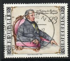 Austria sg1917 1981 Josef Hammer-purgstall (orientallist) Fine USATO