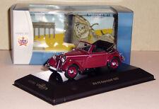 IFA f8 cabriolet/cupé 1953 Cars & Co es 1:43 fielmente RDA modelos