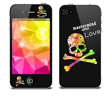 iPhone 4 4S Designfolie Skin Aufkleber Sticker Skins Schutzfolie Hülle