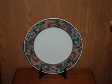 MIKASA CHINA INTAGLIA ROUND CHOP OR SERVING PLATE PATTERN GOLDEN FRENZY