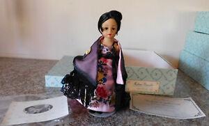 """Rare LE 9"""" Madame Alexander Couture Cissette Barcelona # 22650 Doll in Box NMiB"""