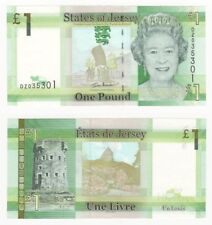 Jersey £1 *Replacement DZ* Banknote - UNC.