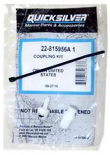 Genuine MerCruiser Alpha One - GEN 2 Speedometer Clamp/Coupling Kit, 22-815956A1