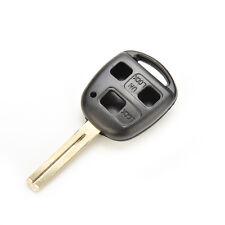 3-BTS Replace Remote Key Fob Case Shell Blade Fit For Lexus IS200 GS300 RX300 Vv
