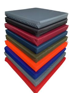 Bench Cushion Seat Pad Waterproof Cover garden patio chair pads Seat Custom Size