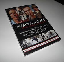 The Movement One Man Joins an Uprising (DVD NEW) Warren Miller, Rick Finkelstein