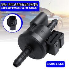 Fuel Tank Breather Purge Control Valve 0280142431 For Audi A3 VW Mk5 Mk6 Golf UK