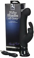 Vibratore Fifty Shades of Grey Greedy Girl G-spot Rabbit stimolazione Donna Orga