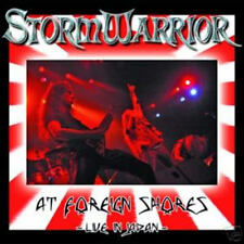 STORMWARRIOR - AT FOREIGN SHORES -LIVE IN JAPAN CD LIKE HELLOWEEN / RUNNING WILD