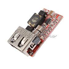 DC-DC Buck sent down Converter 6-24V 12V/24V to 5V 3A CAR USB Charger Module NEW