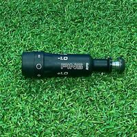 New Ping Hybrid .370 G410 Hybrid Shaft Sleeve Adapter Free Shipping!