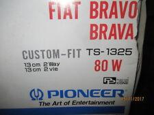 Casse altoparlanti auto TS-1325 PIONEER 80W Max. Custom FIAT BRAVO