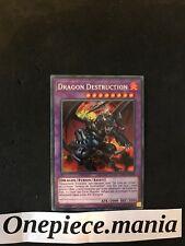Yu-gi-oh! Dragon Destruction LCKC-FR108 SECRETE (Remise -30%)