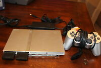 Sony Playstation 2 Video Game Console Slim Silver
