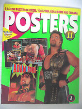 WWE / WWF affiches magazine volume 11 Kevin Nash Adam Bombe & Yokozuna / l1