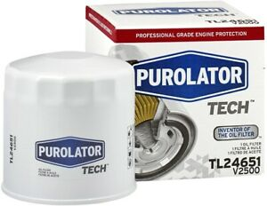 Engine Oil Filter Purolator TL24651 (Replaces M1-210 Mobil1)
