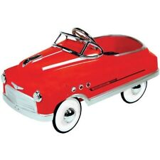 Red Comet Pedal Cars