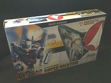 New Macross VF-1S Super Valkyrie Hikaru Ichijo 1/55 2002 BANDAI TAKATOKU Japan