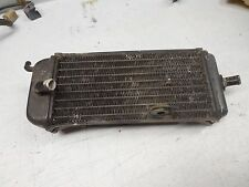 yamaha wr200 LH left radiator 1992 92