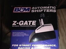 NEW  B&M 80681 Z-Gate 3-Speed Automatic Shifter GM Chevy Ford Mopar Chrysler